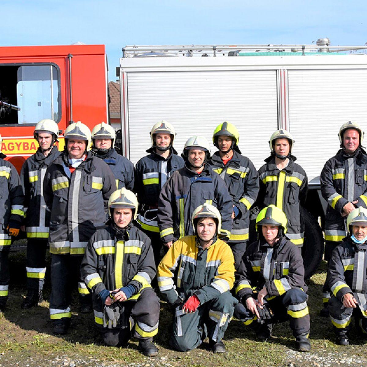 Nagybajomi Önkéntes Tűzoltó Egyesület