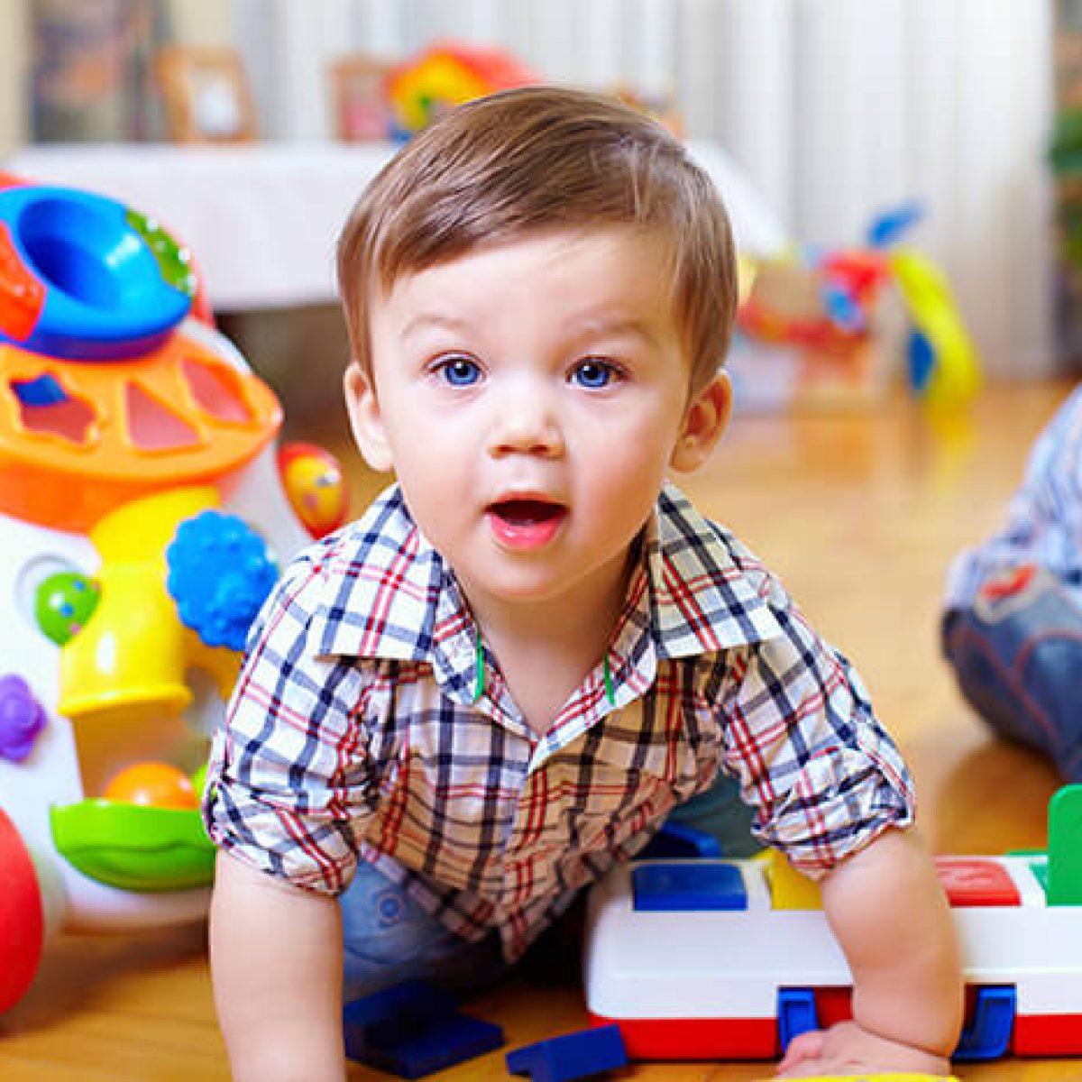Nagybajomi Mesevár Óvoda és Bölcsőde kisfiú