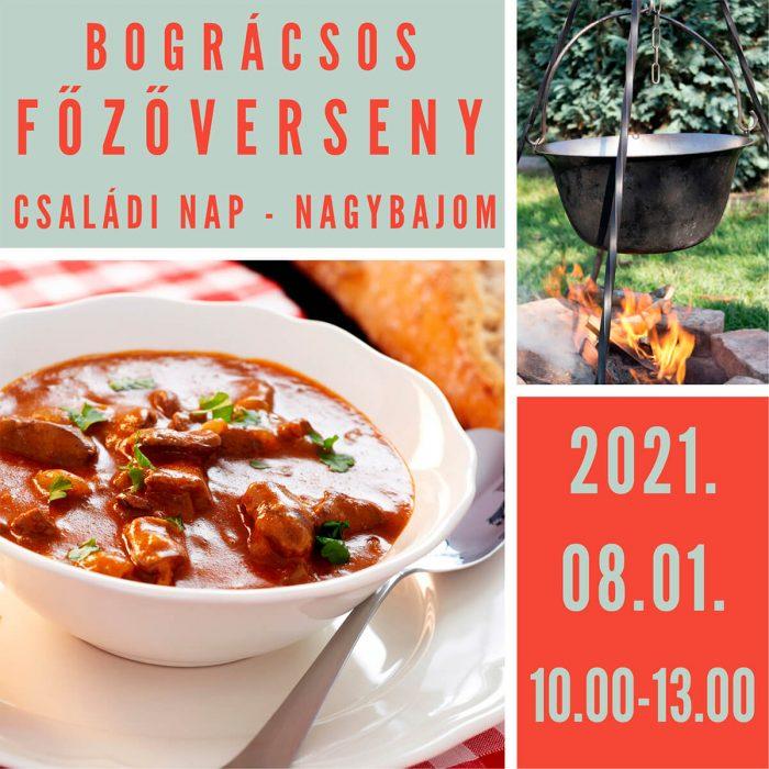 Bográcsos főzőverseny 2021